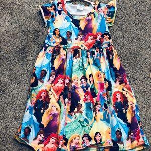Other - Princess Dress 4/5 little girls